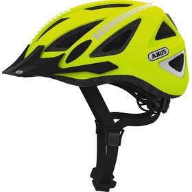 ABUS Urban-I 2.0 Signal - Casque de vélo - jaune